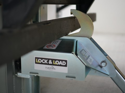 Lock & Load Vehicle Restraint