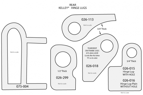 Kelley Loading Dock Parts | Multi-Fab Products on