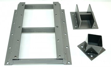 Vehicle Restraint Projection Brackets